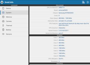 Droid Hardware Info 1.2.2 Screen 12