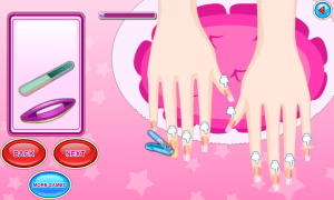 Fashion Nail Salon 6.644 Screen 5