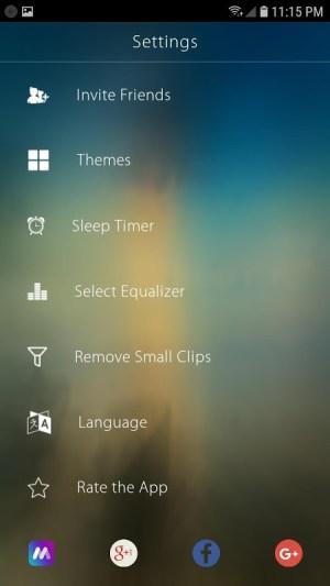 Mp3 Player 1.8.6c Screen 11