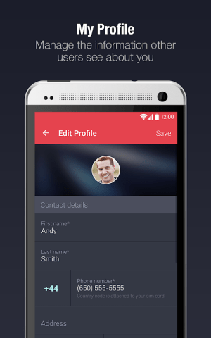 Android CIA - Caller ID & Call Blocker Screen 7