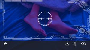 Android Night Vision Camera Simulator Screen 1