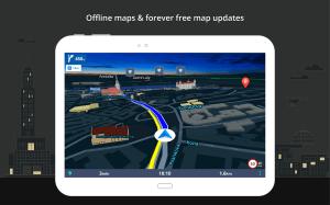 Sygic GPS Navigation & Offline Maps 18.7.12 Screen 14