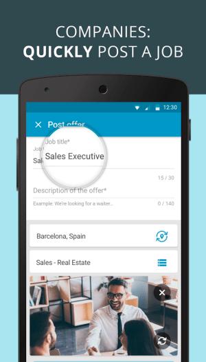 CornerJob - Job offers, Recruitment, Job Search 1.4.11 Screen 5