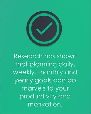 ProGo App - Productive goals 2.1.1 Screen 5