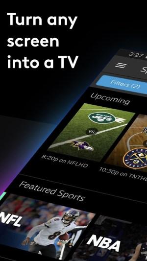 Android Xfinity Stream Screen 4
