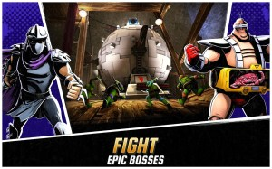 Ninja Turtles: Legends 5.9 Screen 6