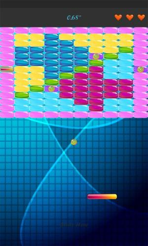 Breakout Candy 1.0 Screen 1