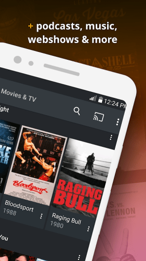 Plex: Stream Movies, Shows, Music, and other Media 7.30.0.16390 Screen 15