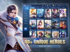 Mobile Legends: Bang Bang 21.5.97.6541 Screen 3