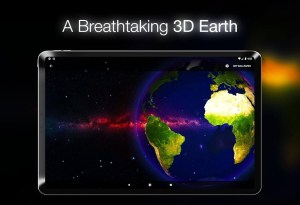 🌍 Earth Live Wallpaper 🌍 1.37 Screen 3