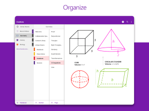 Microsoft OneNote: Save Ideas and Organize Notes 16.0.13628.20140 Screen 3