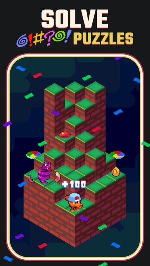 Q*bert 1.3.4 Screen 11