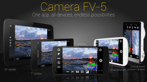 Camera FV-5 2.78 Screen 15