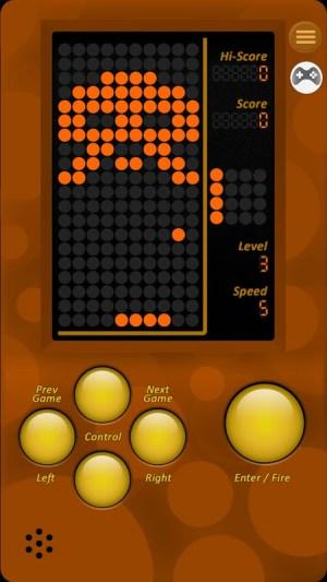Real Retro Games 2 - Brick Breaker 1.4 Screen 5