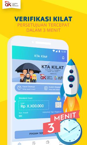 KTA KILAT - Pinjaman Uang Kilat 3.6.2 Screen 3