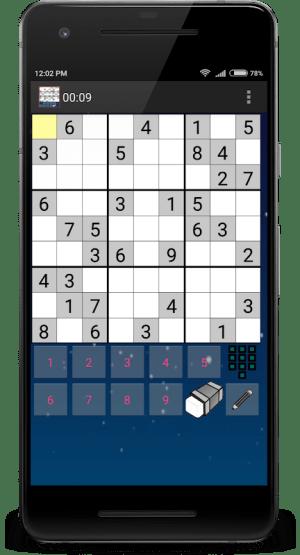Sudoku(No Ads)- Offline sudoku classic puzzle 22.0 Screen 1