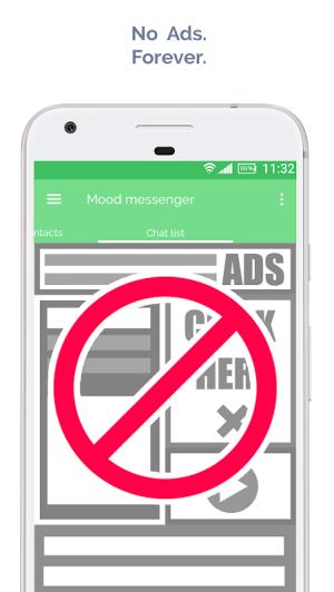 Mood Messenger - SMS & MMS 1.85d Screen 11