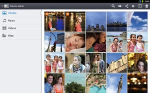 AllShare Play 1.0.2302 Screen 2