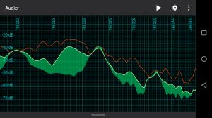 Audizr - Spectrum Analyzer 0.9.8 Screen 5