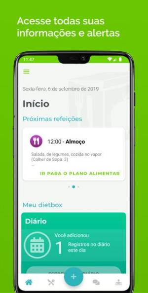 Dietbox 7.6.1 Screen 5