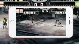 Free Fifa Street 2 1.0.3 Screen 2