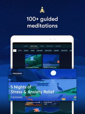 Relax Melodies: Sleep Sounds to Calm & Meditate 7.14.2 Screen 8