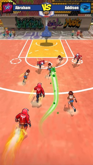 Basketball Strike 3.4 Screen 4