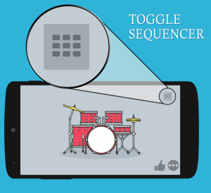 Android Drum set Screen 5