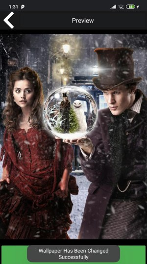 Android Doctor Who - TV Series, Wallpapers Screen 2