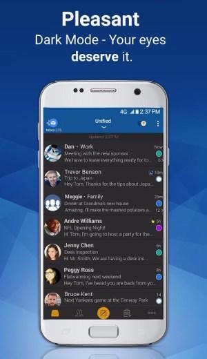 Blue Mail - Email & Calendar - Mailbox 1.9.6.10 Screen 7