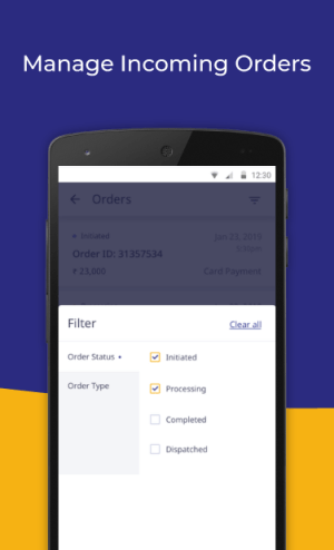 Instamojo - #1 Business App for MSMEs in India 4.8.0 Screen 7