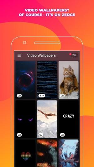 ZEDGE™ Ringtones & Wallpapers 5.75b1 Screen 2