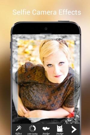Selfie Camera Effects 1.1 Screen 1