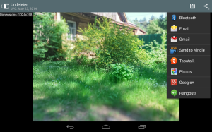 Undeleter for Root Users 3.3.3.6.B58 Screen 3
