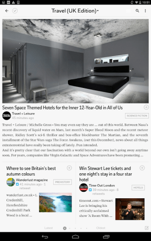 Flipboard: News For Any Topic 4.2.28 Screen 12