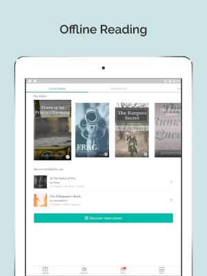 Inkitt – Free Fiction Books, Novels & Stories 2.11.3 Screen 8