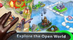 Android Sky Clash: Lords of Clans 3D Screen 4