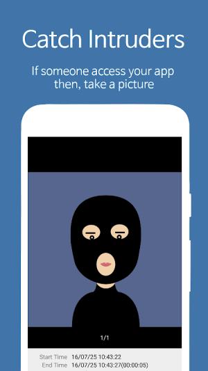 Android Smart AppLock (App Protector) Screen 1