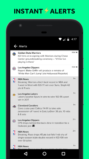 Bleacher Report 7.13.0 Screen 9