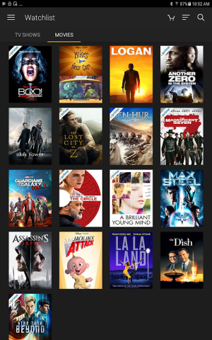 Amazon Prime Video 3.0.257.27242 Screen 4
