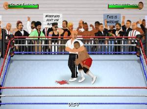 Android Wrestling Revolution Screen 6