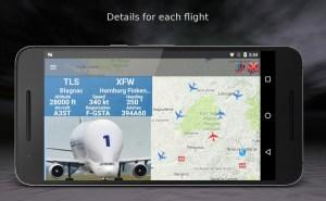 Air Traffic - flight tracker 7.1 Screen 5