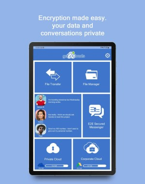 get2Clouds - Privacy & Security app 1.0.59 Screen 9