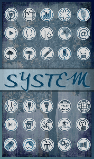 The Lox Icon Pack (Light version) 46.0 Screen 2