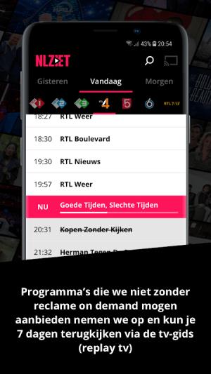 NLZIET | Online tv-kijken 1.7.1 Screen 4