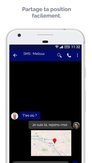 Mood Messenger - SMS & MMS 1.74u Screen 7