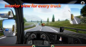 Android Truck Simulator : Europe 2 Screen 5