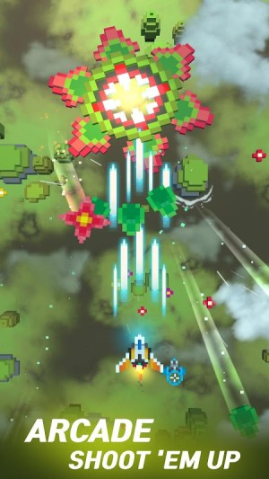 Sky Wings: Pixel Fighter 3D 3.4.3 Screen 6