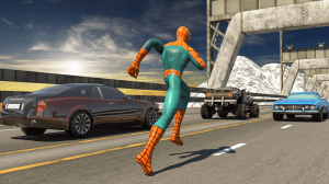 Mutant Spider Traffic Runner 1.0 Screen 8