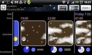 Astro Panel (Astronomy) 2.22 Screen 1